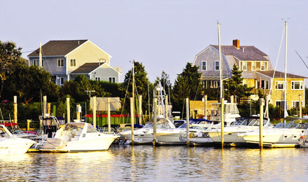 Hyannis Inner Harbor, Hyannis, Massachusetts